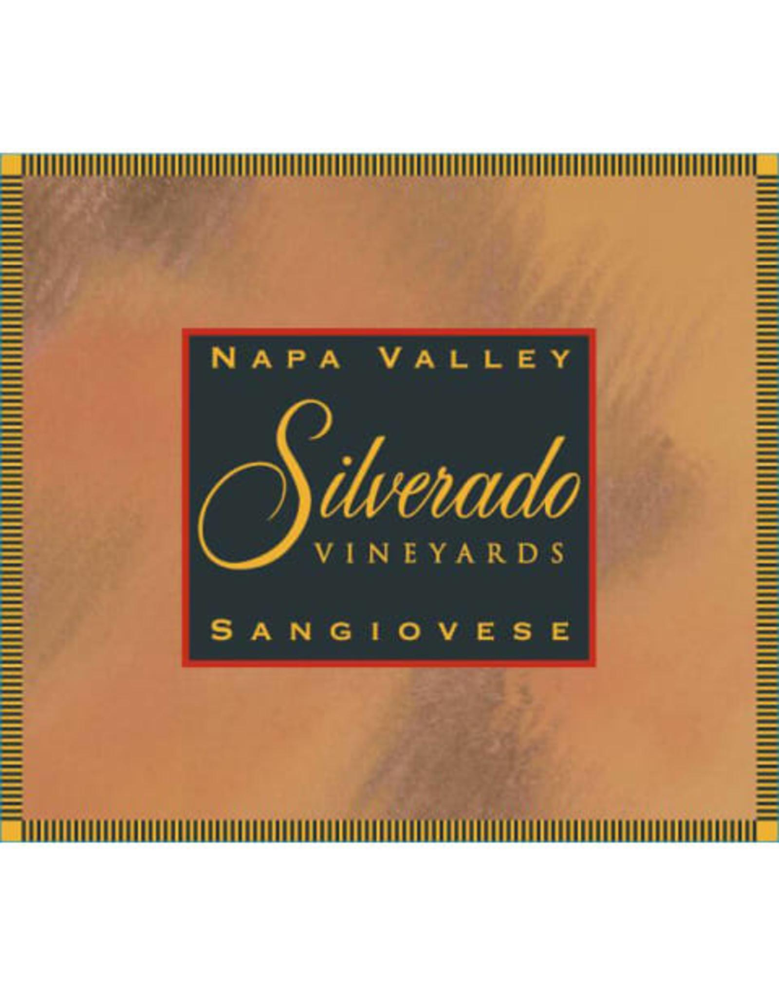 Silverado Sangiovese 2014
