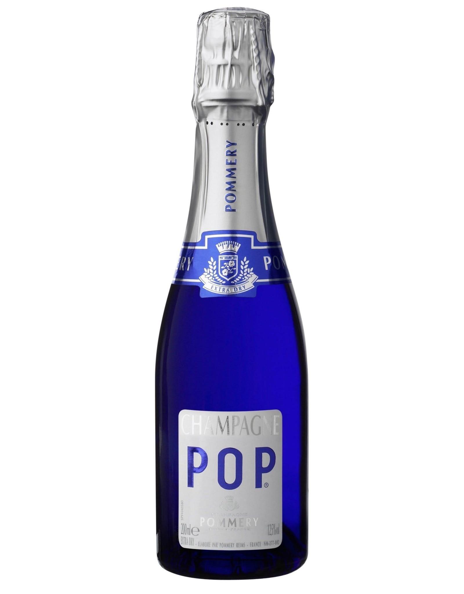 Pommery Extra Dry Champagne 187 ml bottle