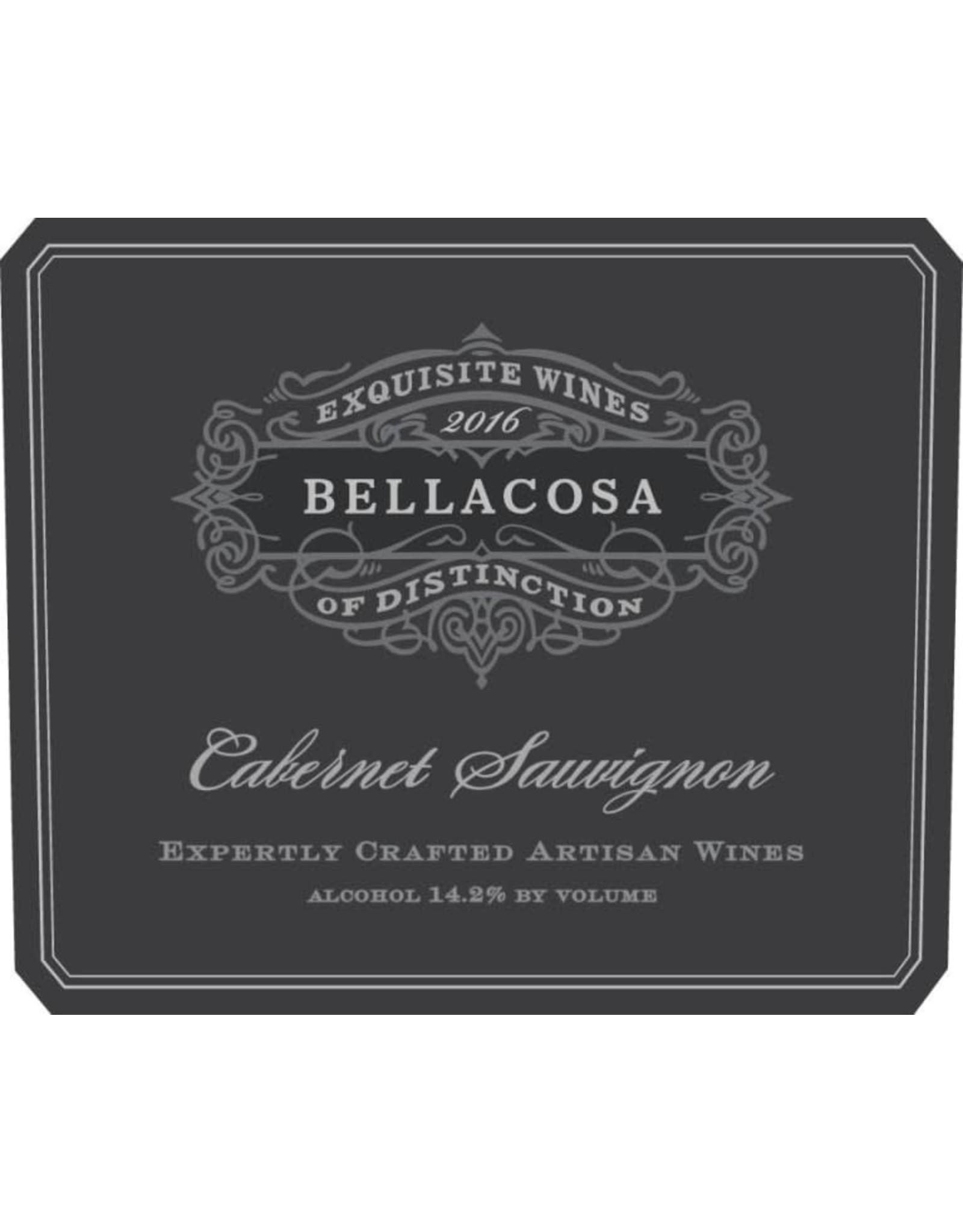 Bellacosa North Coast Cabernet Sauvignon 2016 1.5 liter