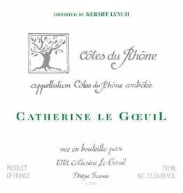 Domaine Catherine le Goeuil Cotes du Rhone Blanc 2015