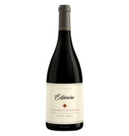 Estancia Pinot Noir Reserve Stonewall Vineyard 2014