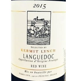 Kermit Lynch Languedoc Rouge 2015