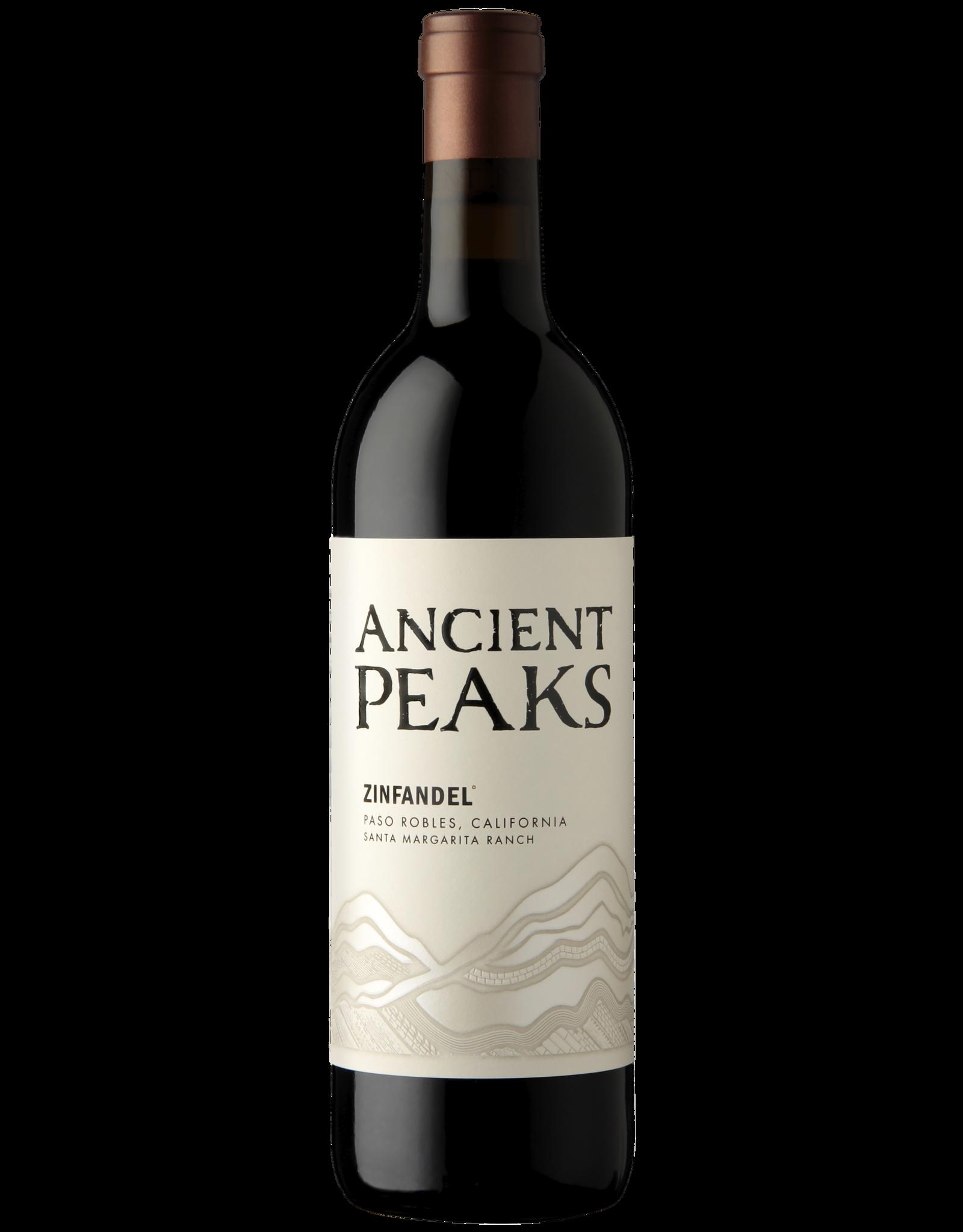 Ancient Peaks Zinfandel 2018