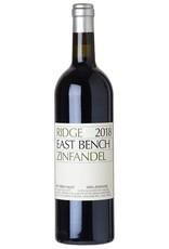 Ridge East Bench Zinfandel 2018