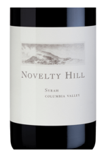 Novelty Hill Columbia Valley Syrah 2018