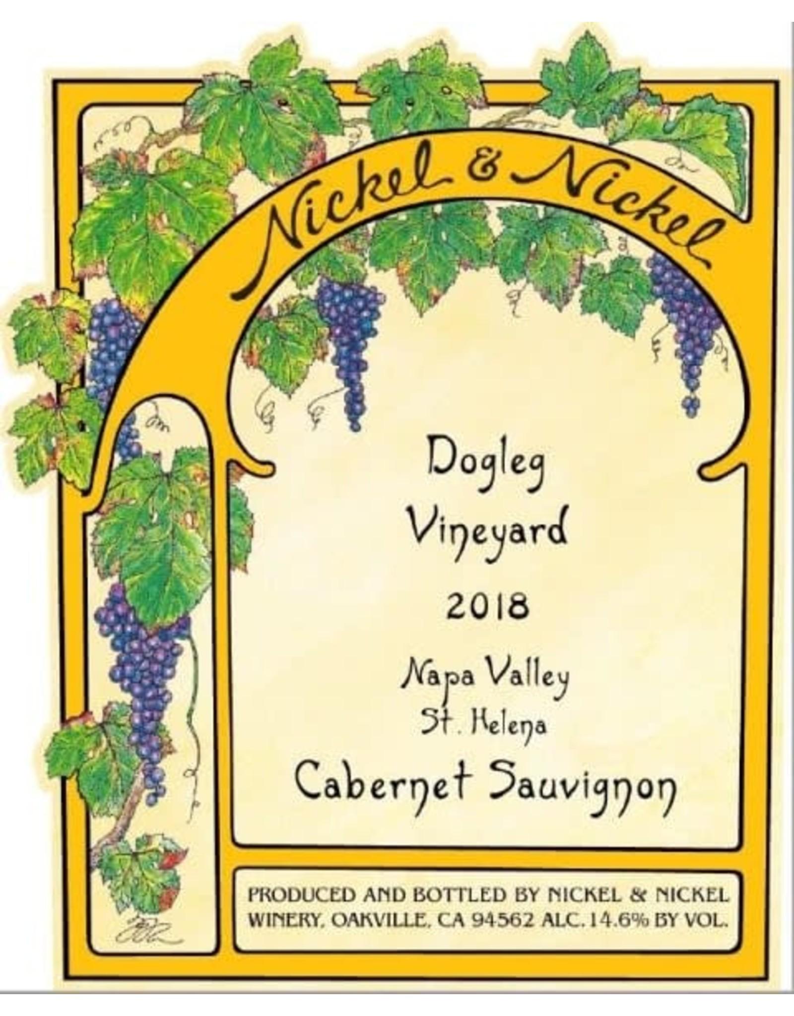 Nickel & Nickel Dogleg Vineyard Cabernet Sauvignon 2018