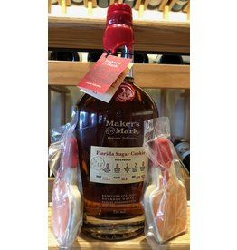Maker's Mark Florida Sugar Cookie Bourbon W/ Two Cookies