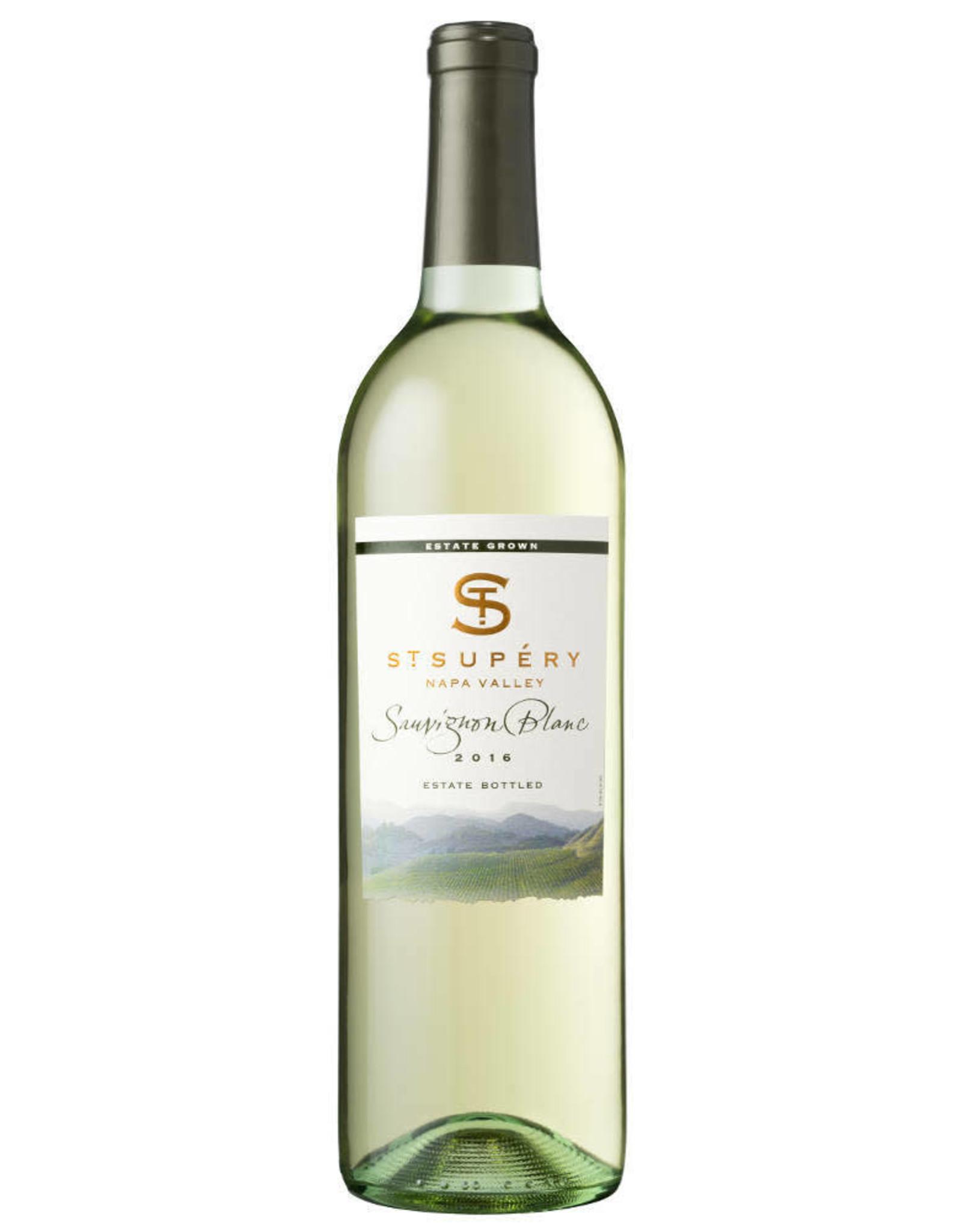 St Supery Sauvignon Blanc 2018