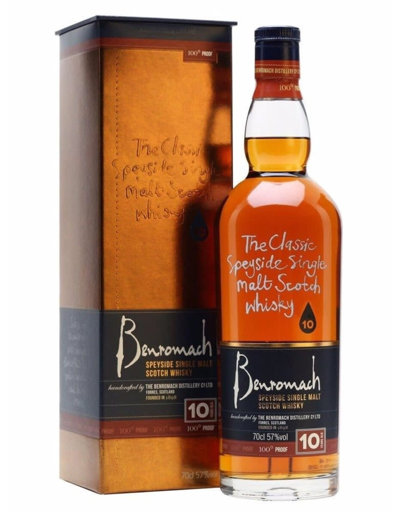 Benromach 10 yr Imperial Proof