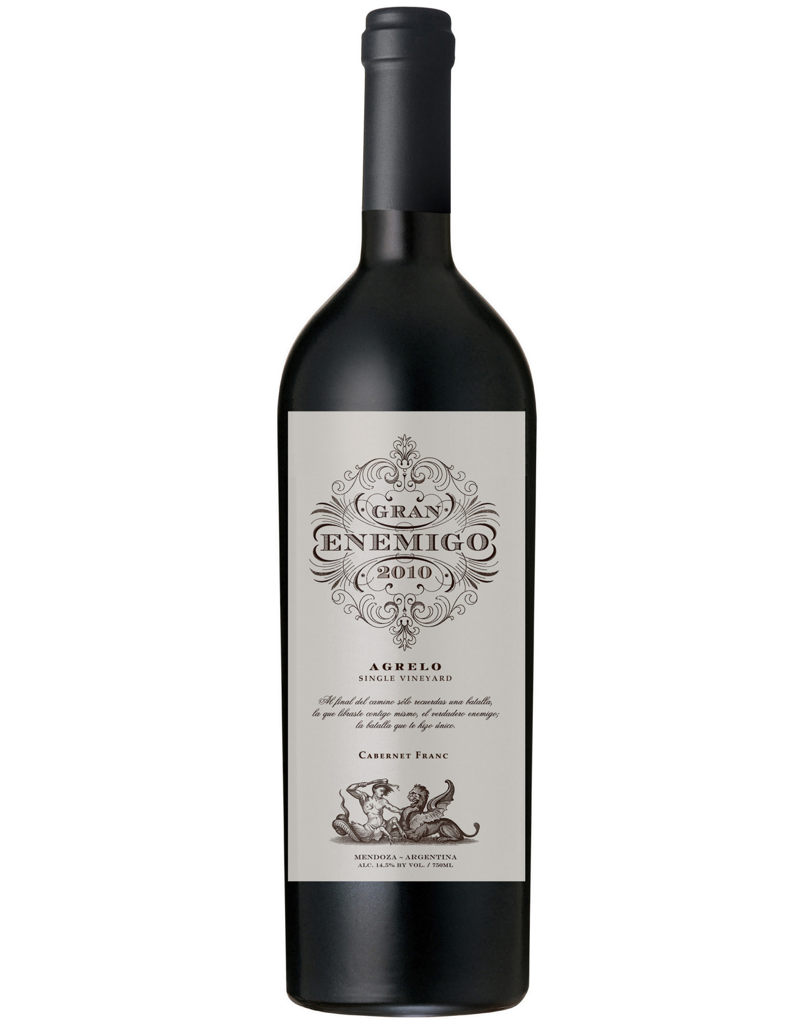 Gran Enemigo 'Agrelo' Single Vineyard Cabernet Franc