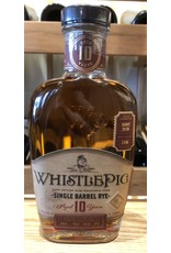 "Bern's Whistle Pig 10 Year ""20/20"" Single Barrel 375ml"