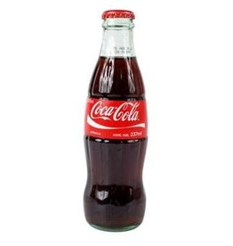Coca-Cola 8oz bottle