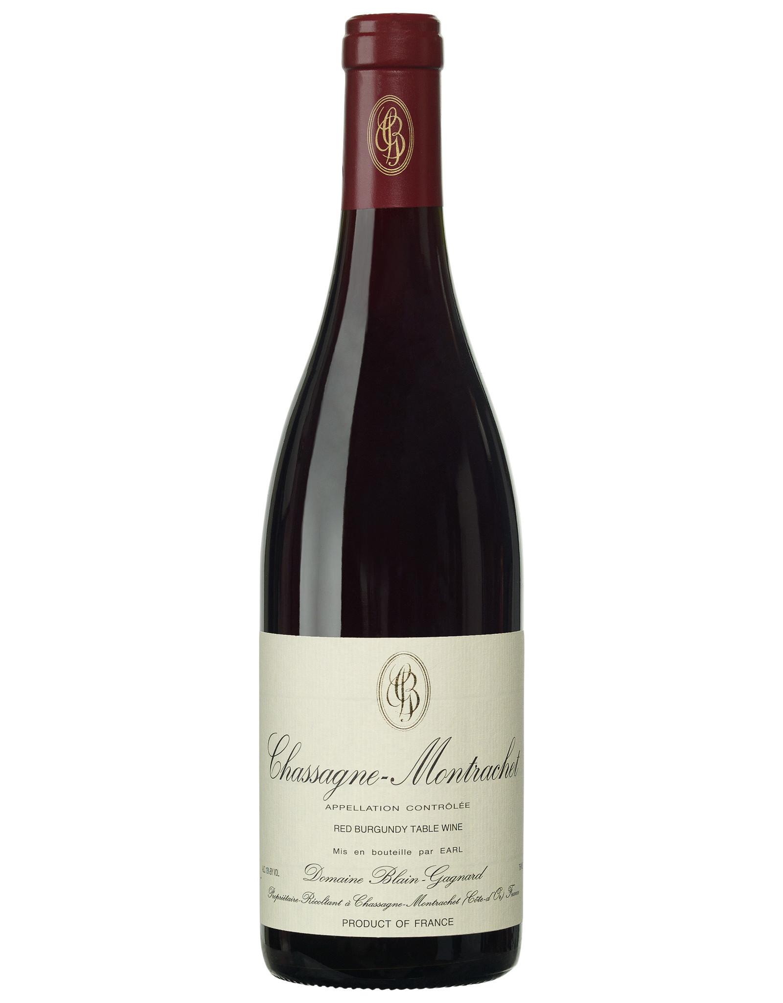 Blain-Gagnard Chassagne-Montrachet Rouge 2018
