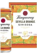 Tanqueray Sevilla Orange Gin & Soda Singles