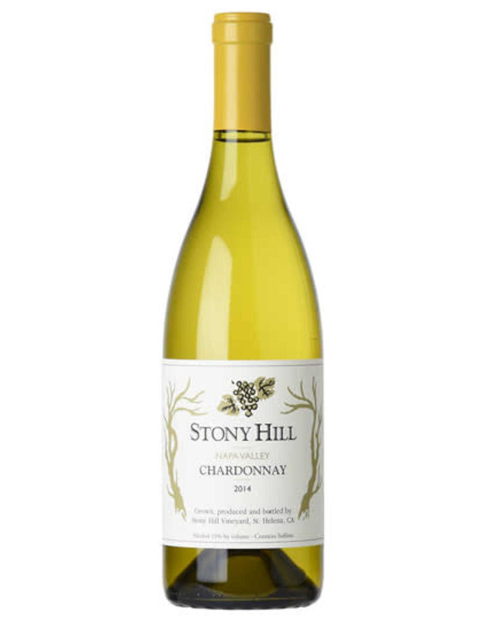 Stony Hill Chardonnay Napa Valley 2014
