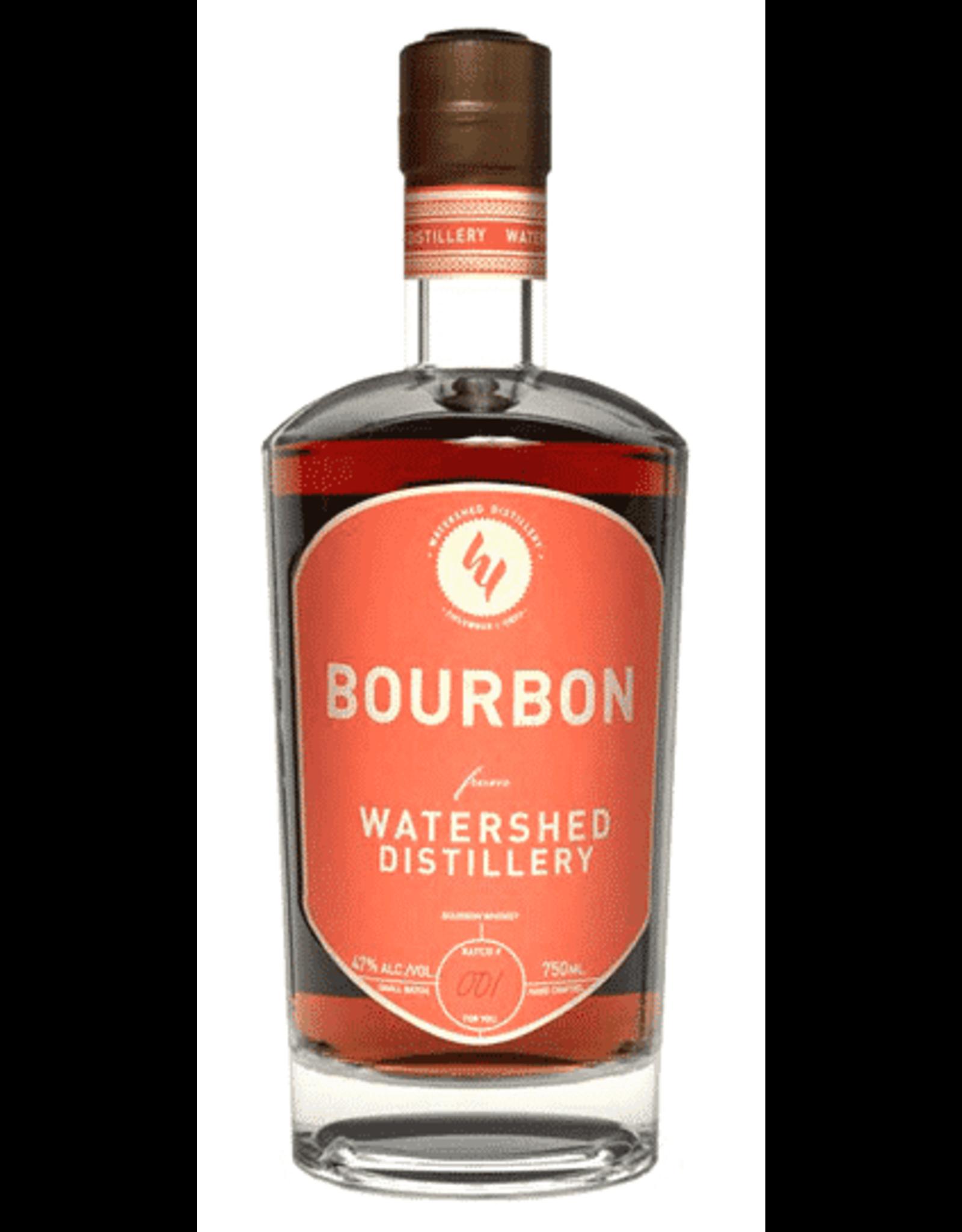 Watershed Distillery Bourbon