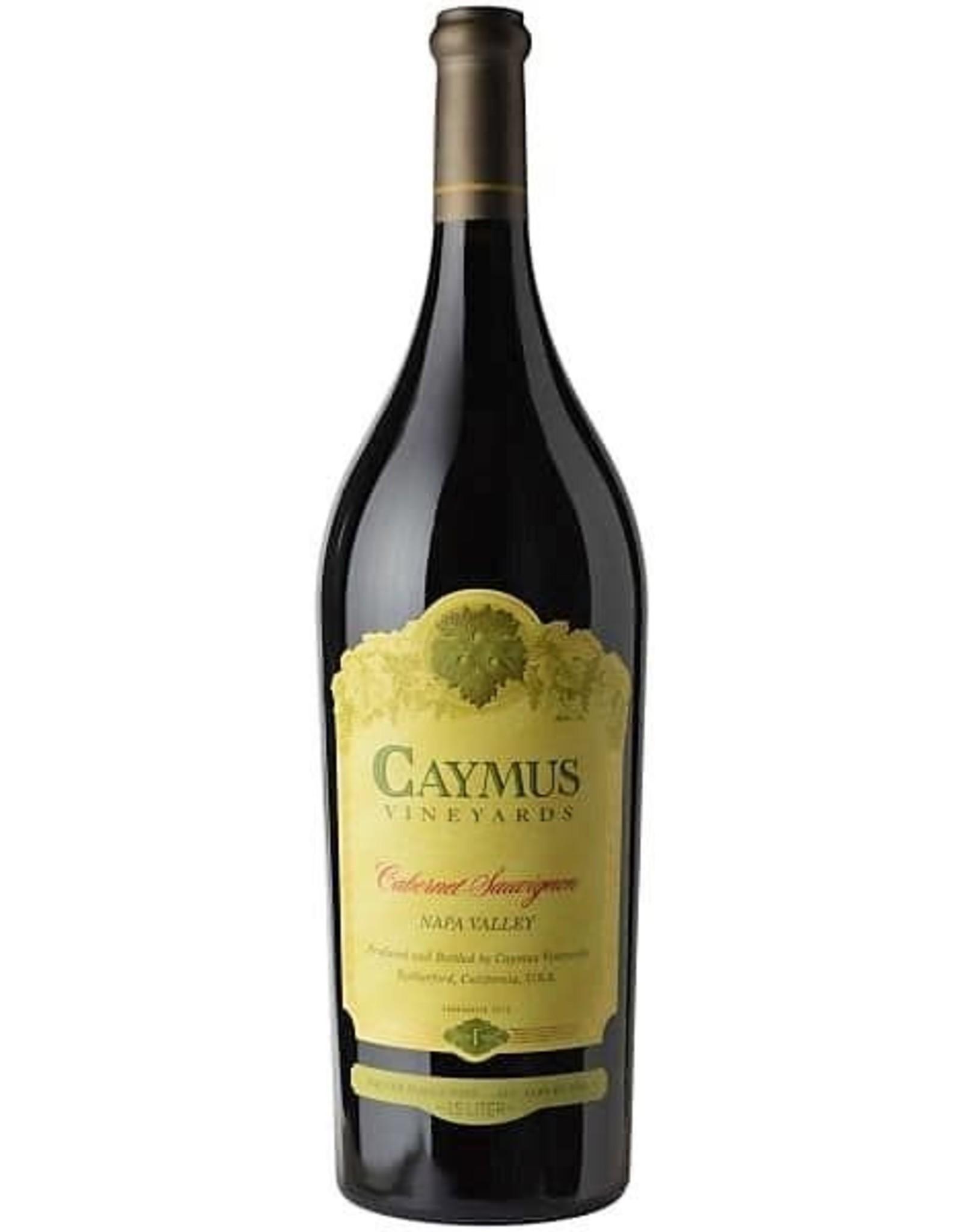 Caymus Cabernet Sauvignon 2019 liter