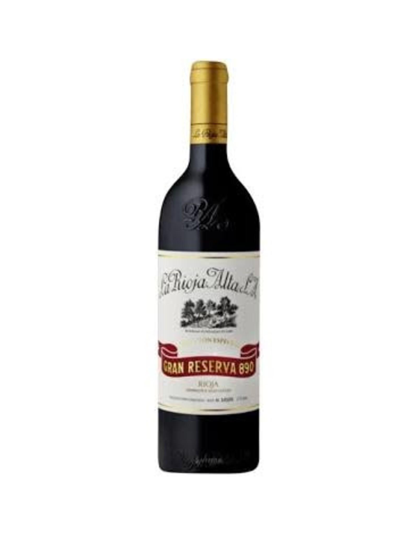 "La Rioja Alta Gran Reserva 890 ""Seleccion Especial"" 2005"