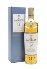 Macallan 12 year Triple Cask