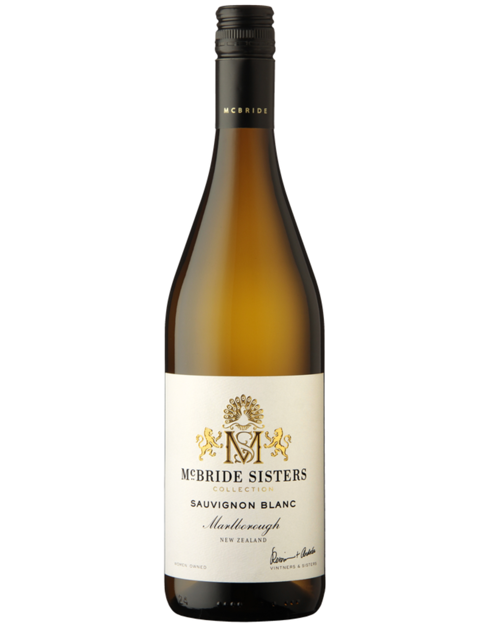 McBride Sisters Marlborough Sauvignon Blanc 2019
