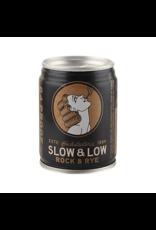 Hochstadter's Slow & Low Rock & Rye 100 ml can