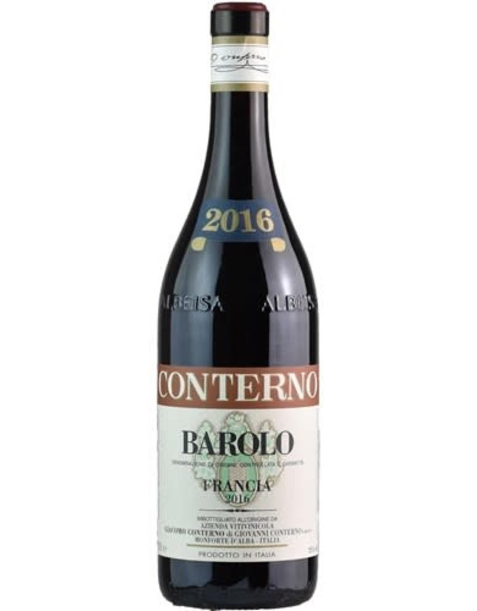 Conterno Barolo Francia DOCG 2016