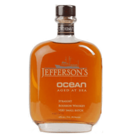 Jefferson's Ocean Bourbon Whiskey