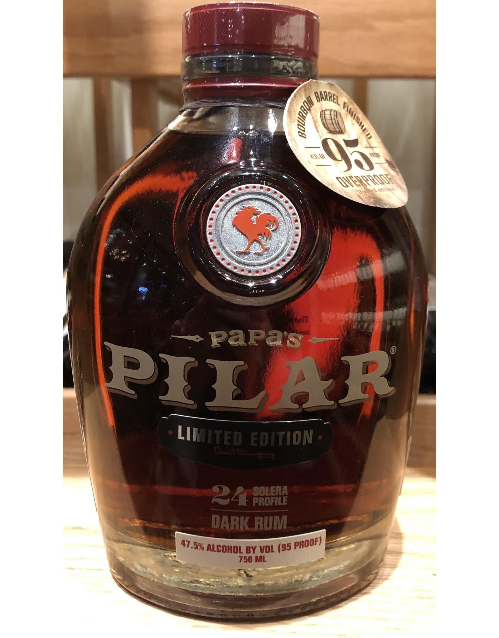 Whiskey Tribunal Papa's Pilar Dark Rum