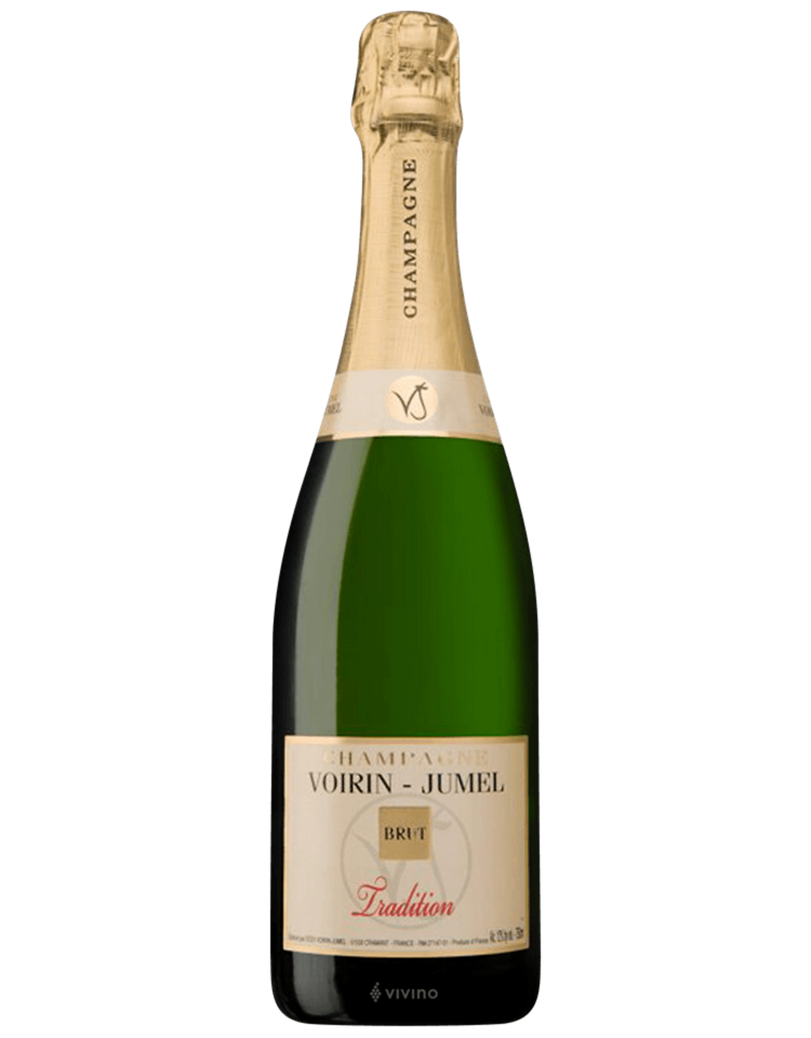 Voirin Jumel Tradition Blanc de Blancs Champagne