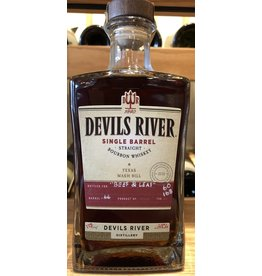 Beef and Leaf Devils River Single Barrel