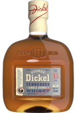 George Dickel 15 yr Single Barrel Tennessee Whisky