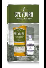 Speyburn 10 year w/ water