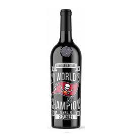 "Tampa Bay Bucs World Champions ""Championship Reserve"" Cabernet Sauvignon"