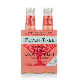 Fever Tree Sparkling Pink Grapefruit 4 pack