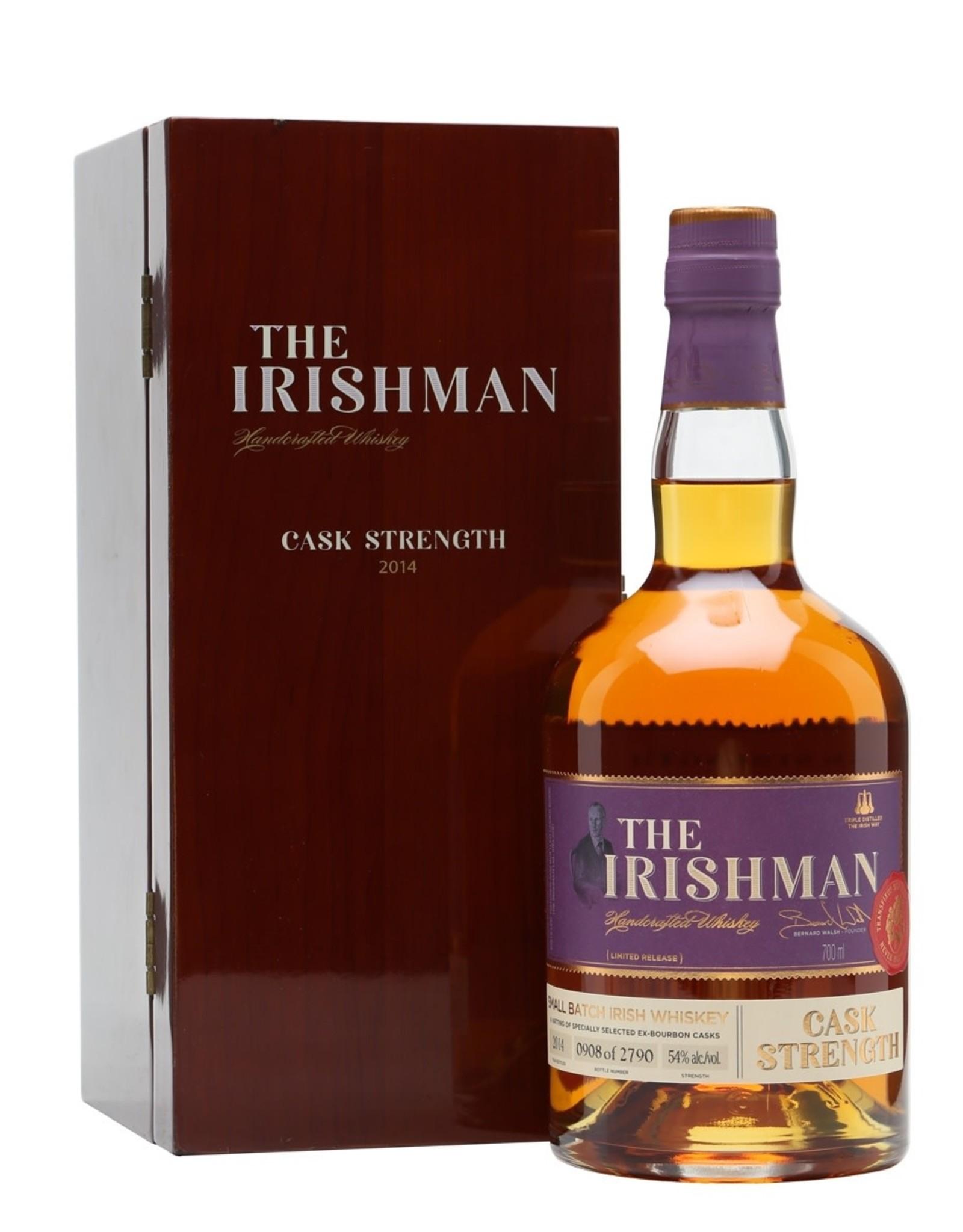 The Irishman Cask Strength Limited Edition 2014