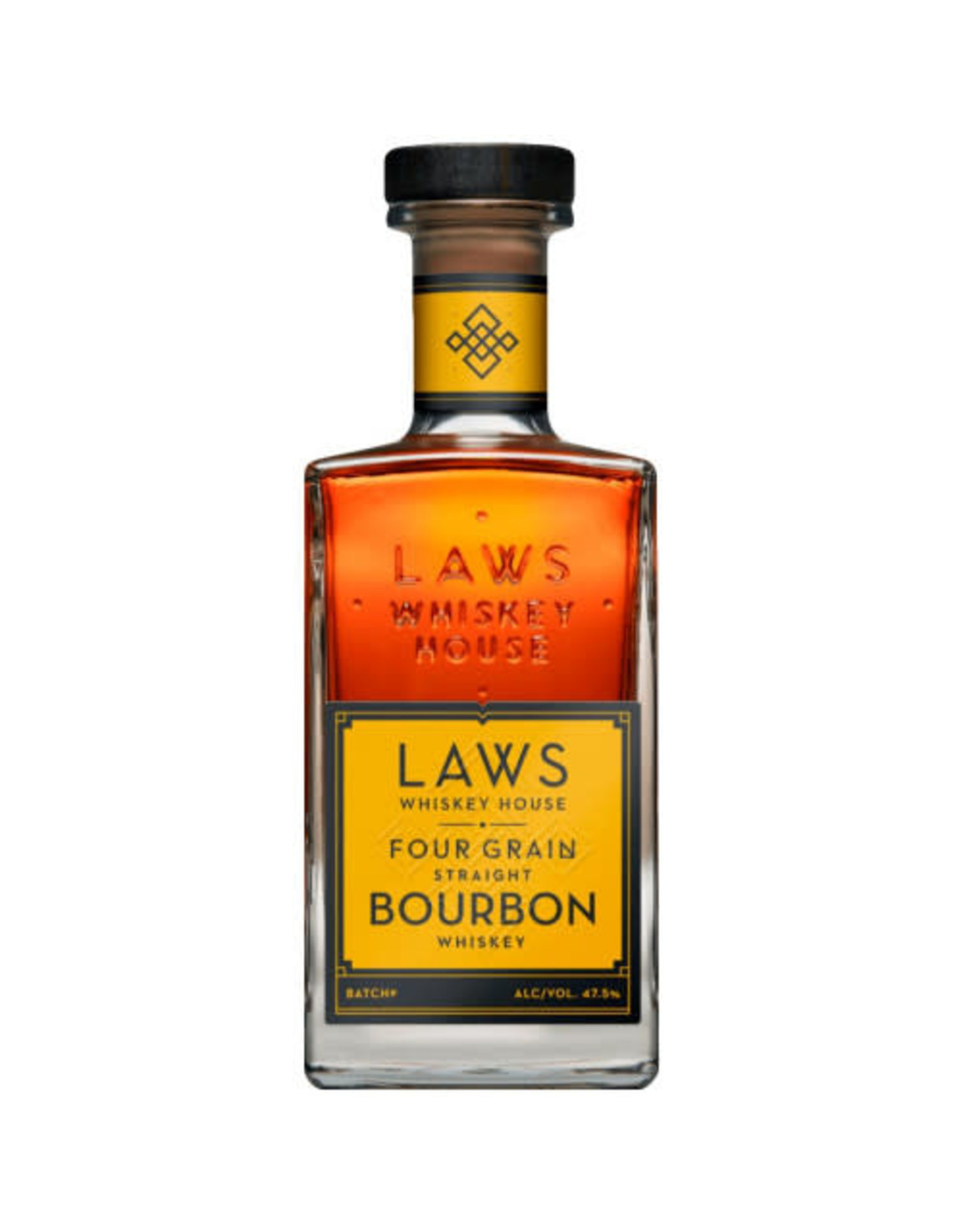 Laws Whiskey House Four Grain Straight Bourbon