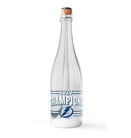 "Tampa Bay Lightning 2020 Champions ""Championship Bubbly"""