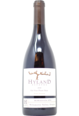 Hyland Estates Old Vine Willamette Valley Pinot Noir 2018