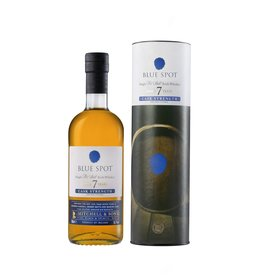 Blue Spot Single Pot Still Cask Strength