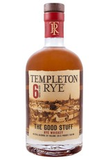 Templeton Rye 6 year The Good Stuff Rye