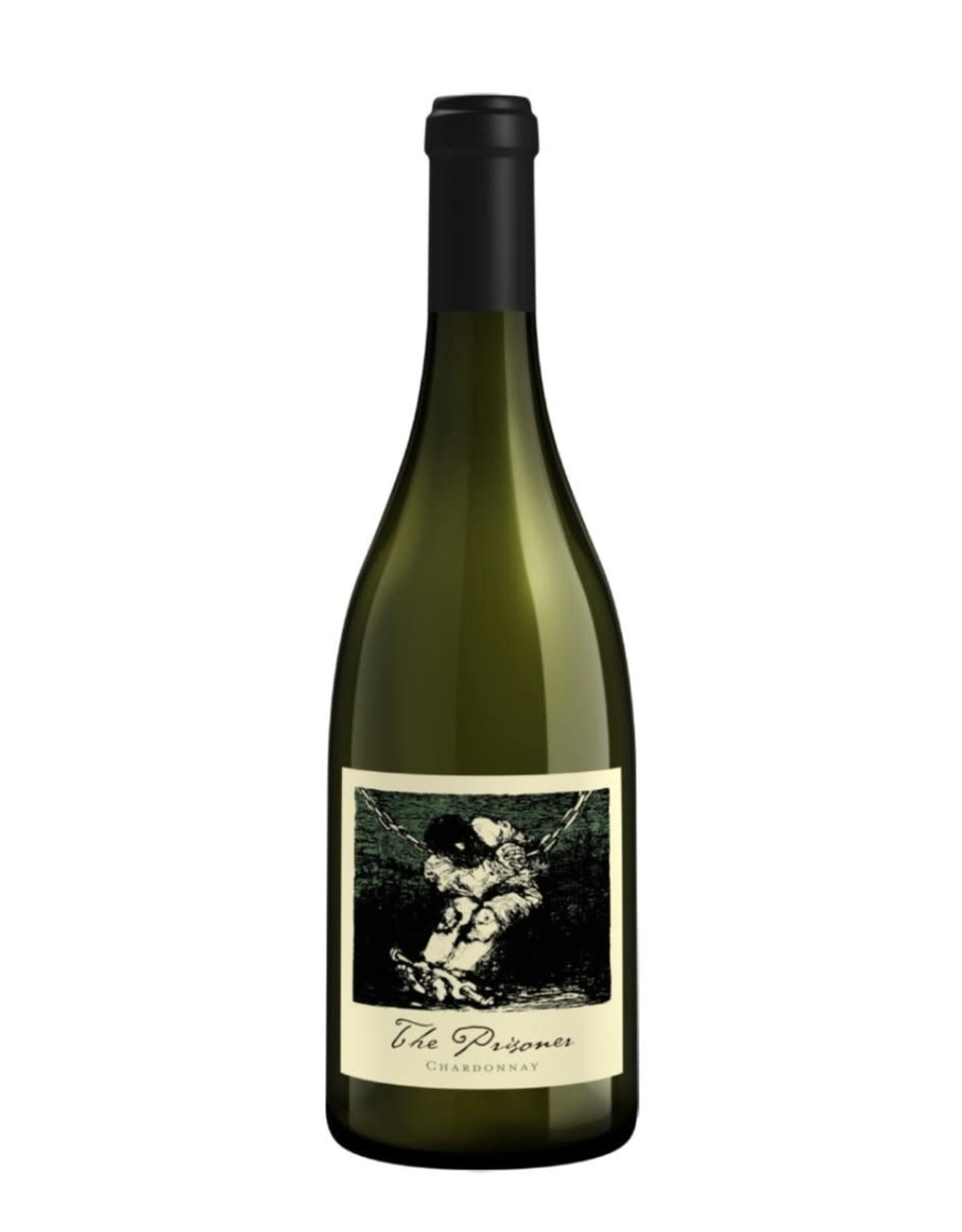 The Prisoner Chardonnay 1/2 bottle