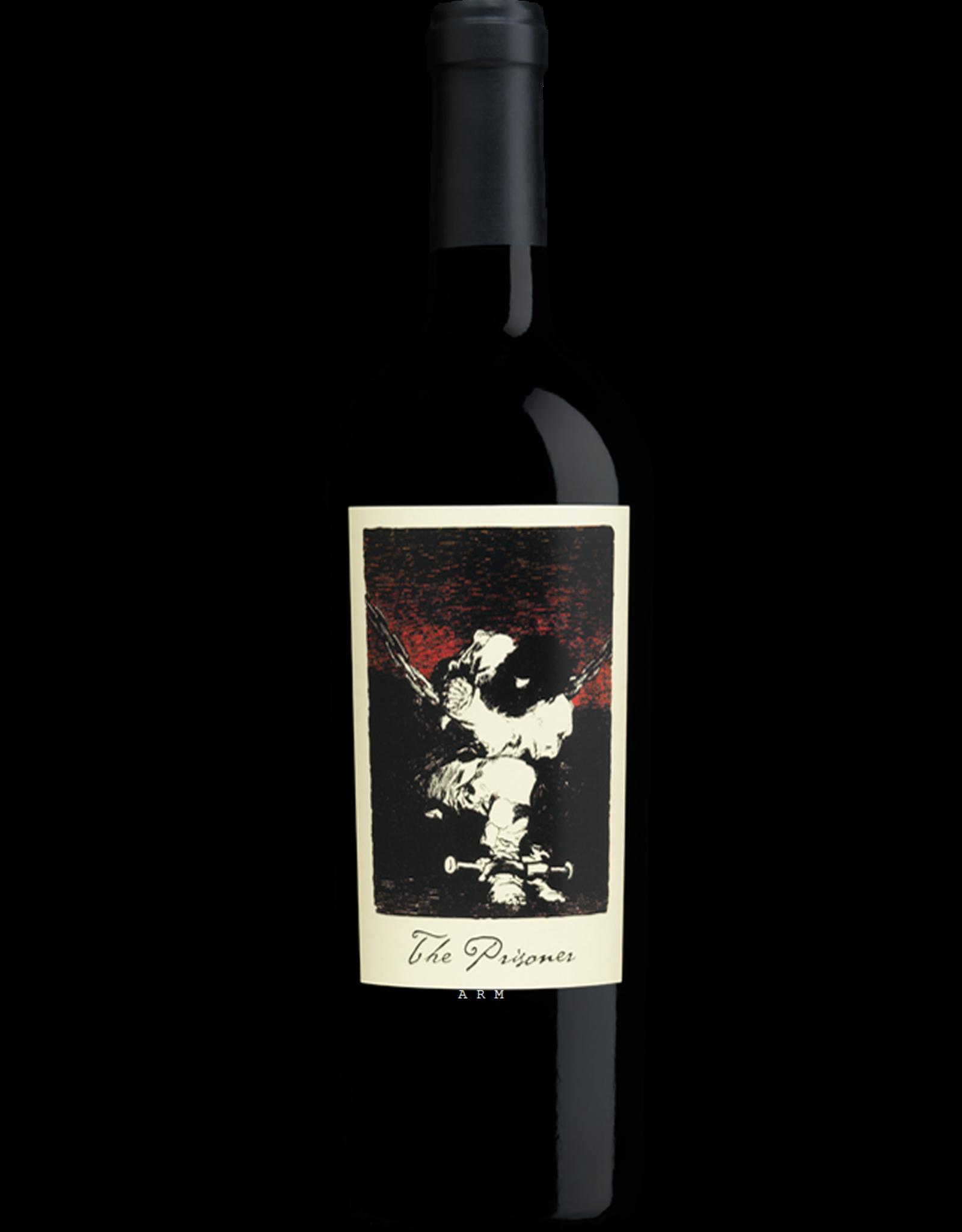 The Prisoner Red Blend 1/2 bottle