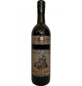 Very Olde St. Nick Harvest Rye Whiskey Cask Strength