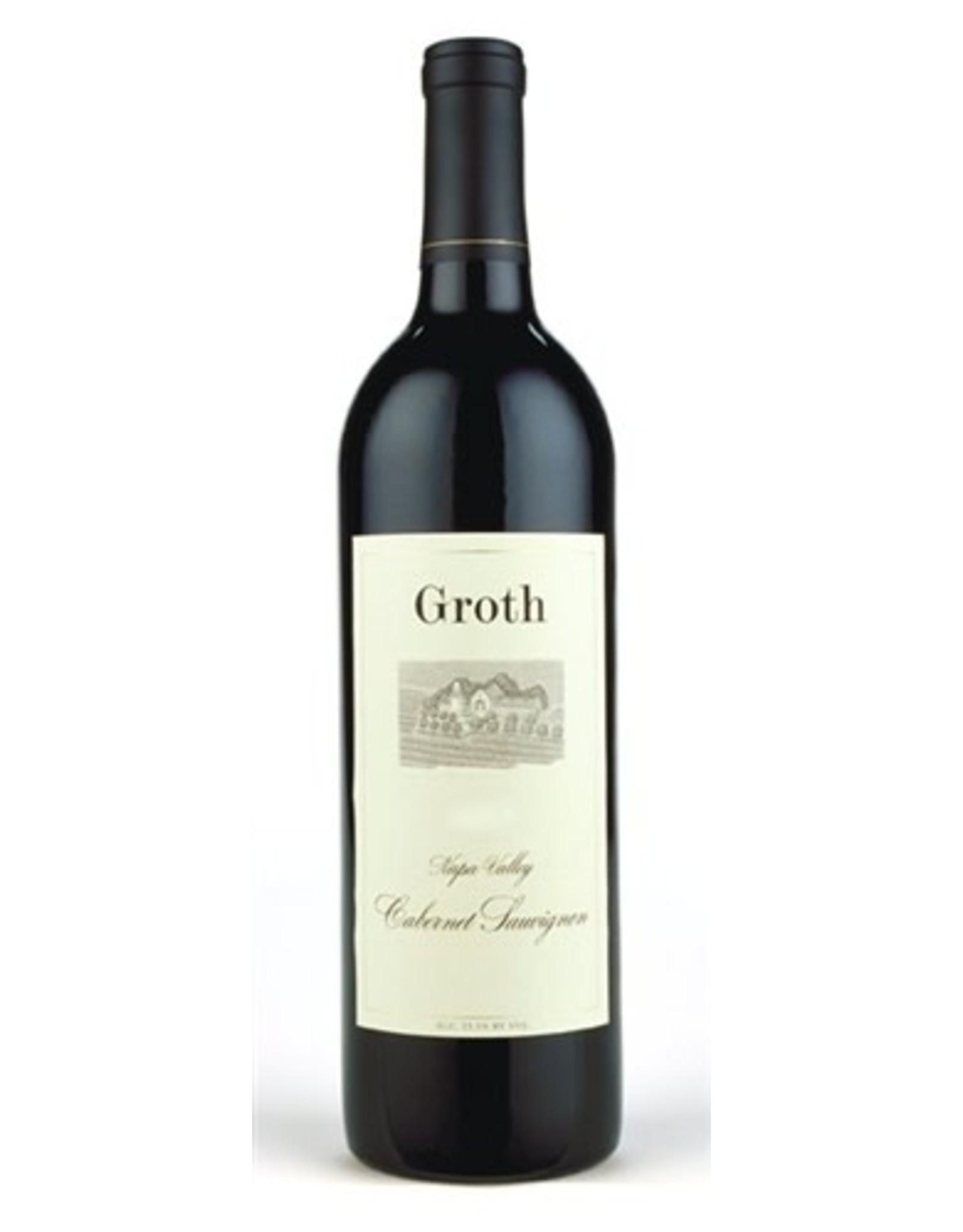 Groth Oakville Cabernet Sauvignon 2016