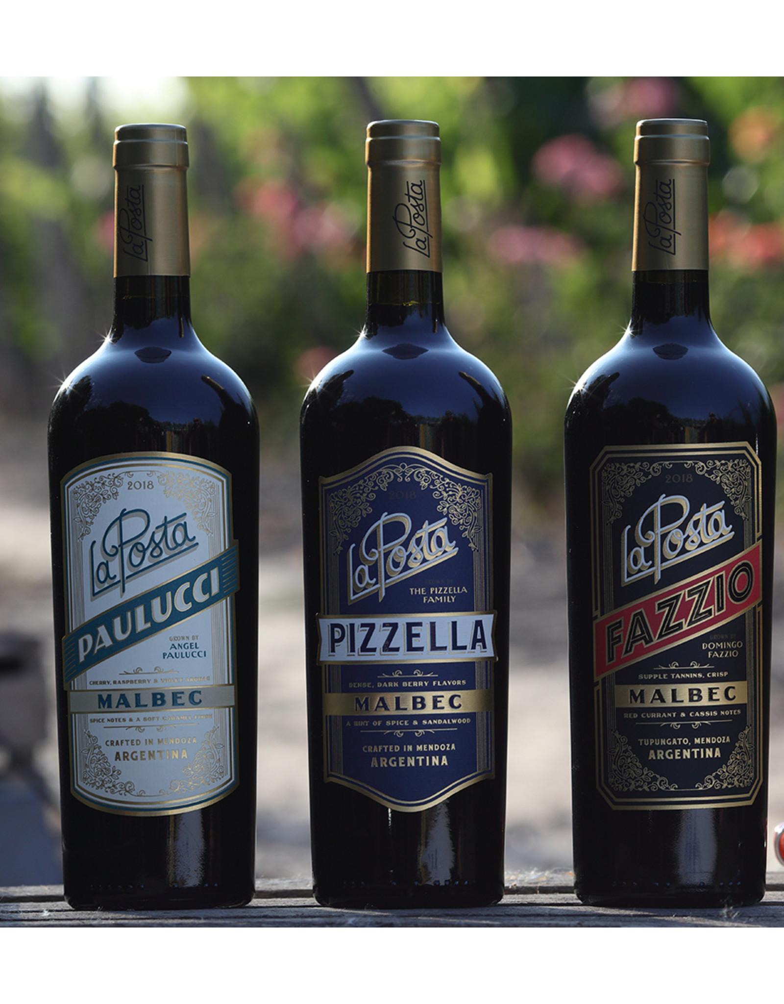La Posta Wines 3-pack