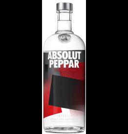 Absolut Peppar Vodka liter