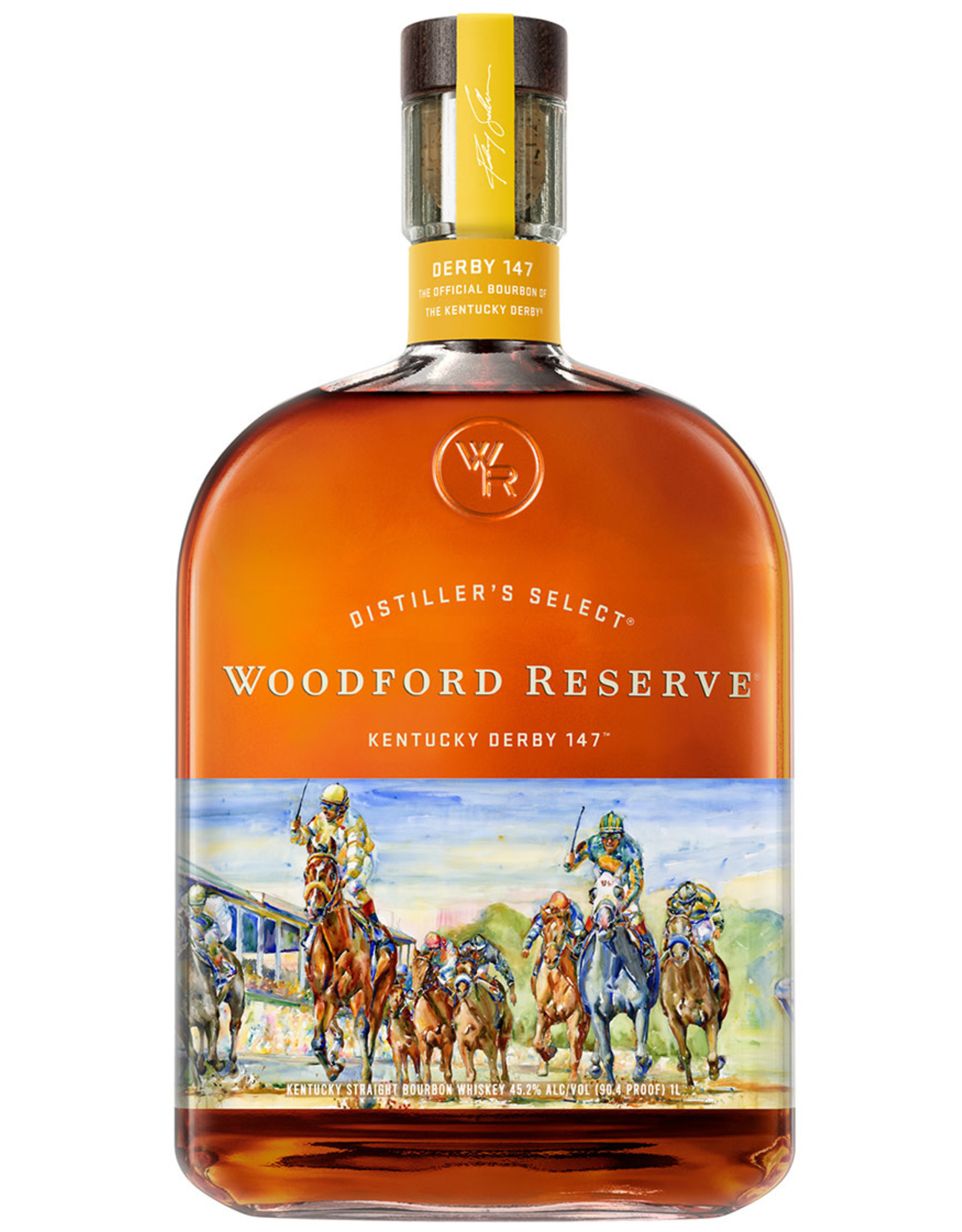 Woodford Reserve Kentucky Derby 147th Edition liter