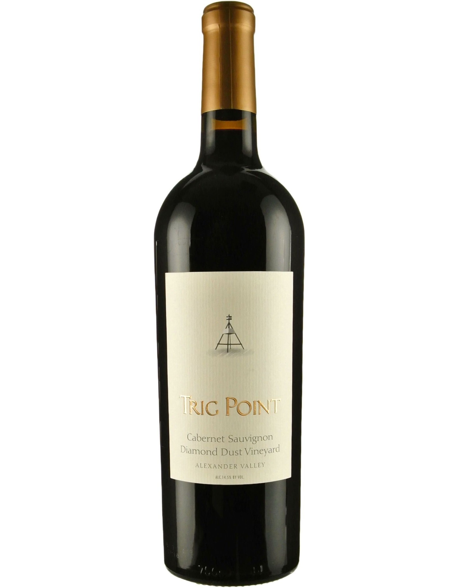 Trig Point Diamond Dust Alexander Valley Cabernet Sauvignon 2018