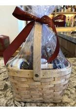 Oregon Wine Month Cheese Basket