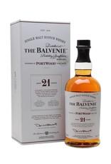 Balvenie 21 Port Wood Cask Scotch